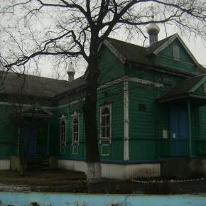 Свято-Вознесенский храм с. Новотроицкое