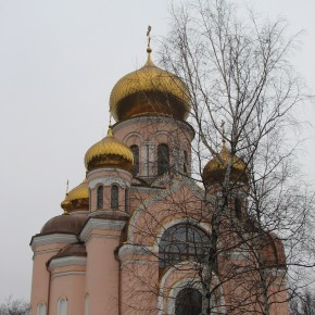 Свято-Михайловский храмг. Красноармейск, парк Горького