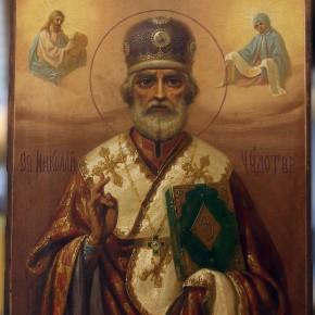 Праздник святителя Николая, архиепископа Мир Ликийских, чудотворца.