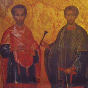 Община Свято-Иоанно-Златоустовского храма отметила престольный праздник