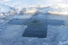 Великое освящение воды в п. Карловка.
