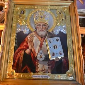 Свято-Николаевский храм г. Покровска отметил свой престольный праздник