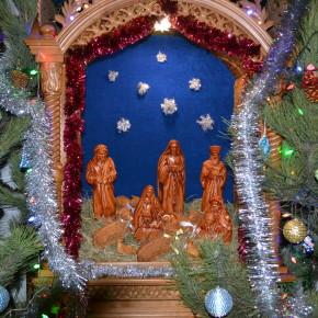 Рождество Христово в Покровске