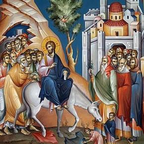ВХОД ГОСПОДЕНЬ В ИЕРУСАЛИМ: ЕПИСКОП ЛОНГИН (ЖАР) — О ТОМ, КАК ВСТРЕТИТЬ ХРИСТА ПО-НАСТОЯЩЕМУ