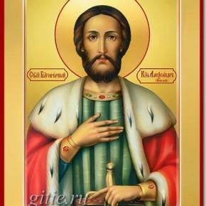 День памяти святого Александра Невского в Свято-Михайловском храме Покровска