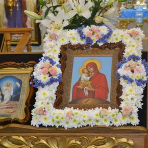 Храм Почаевской иконы Божией Матери г. Родинское отметил престольный праздник